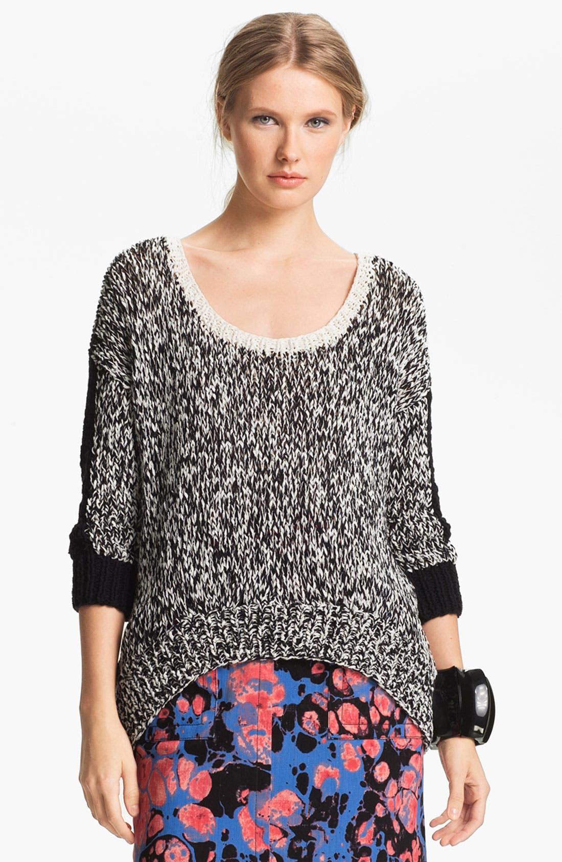 Alternate Image 1 Selected - Kelly Wearstler Sweater & Skirt