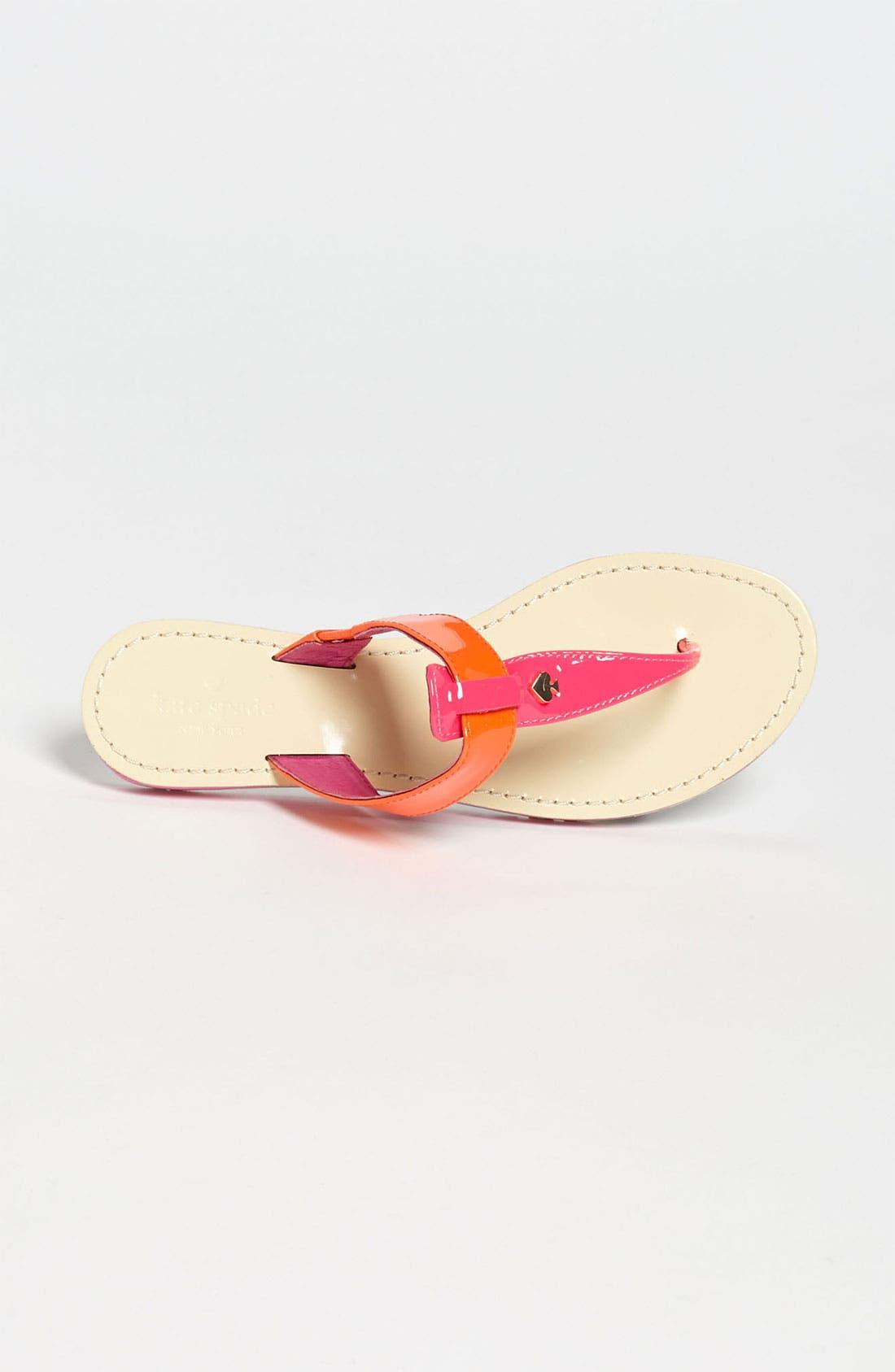 Alternate Image 3  - kate spade new york 'ana' sandal