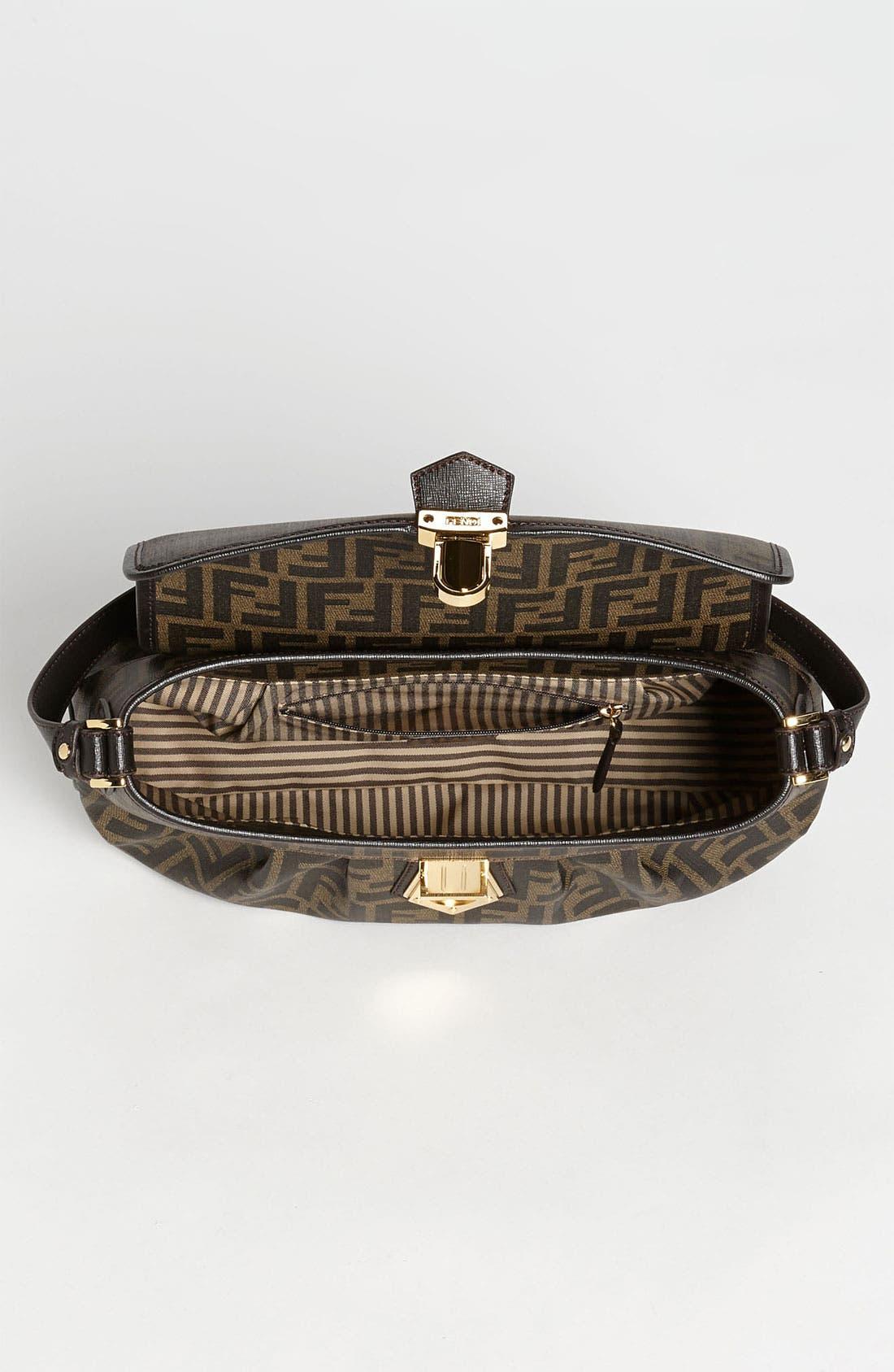 Alternate Image 3  - Fendi 'Tomorrow Zucca - Small' Shoulder Bag
