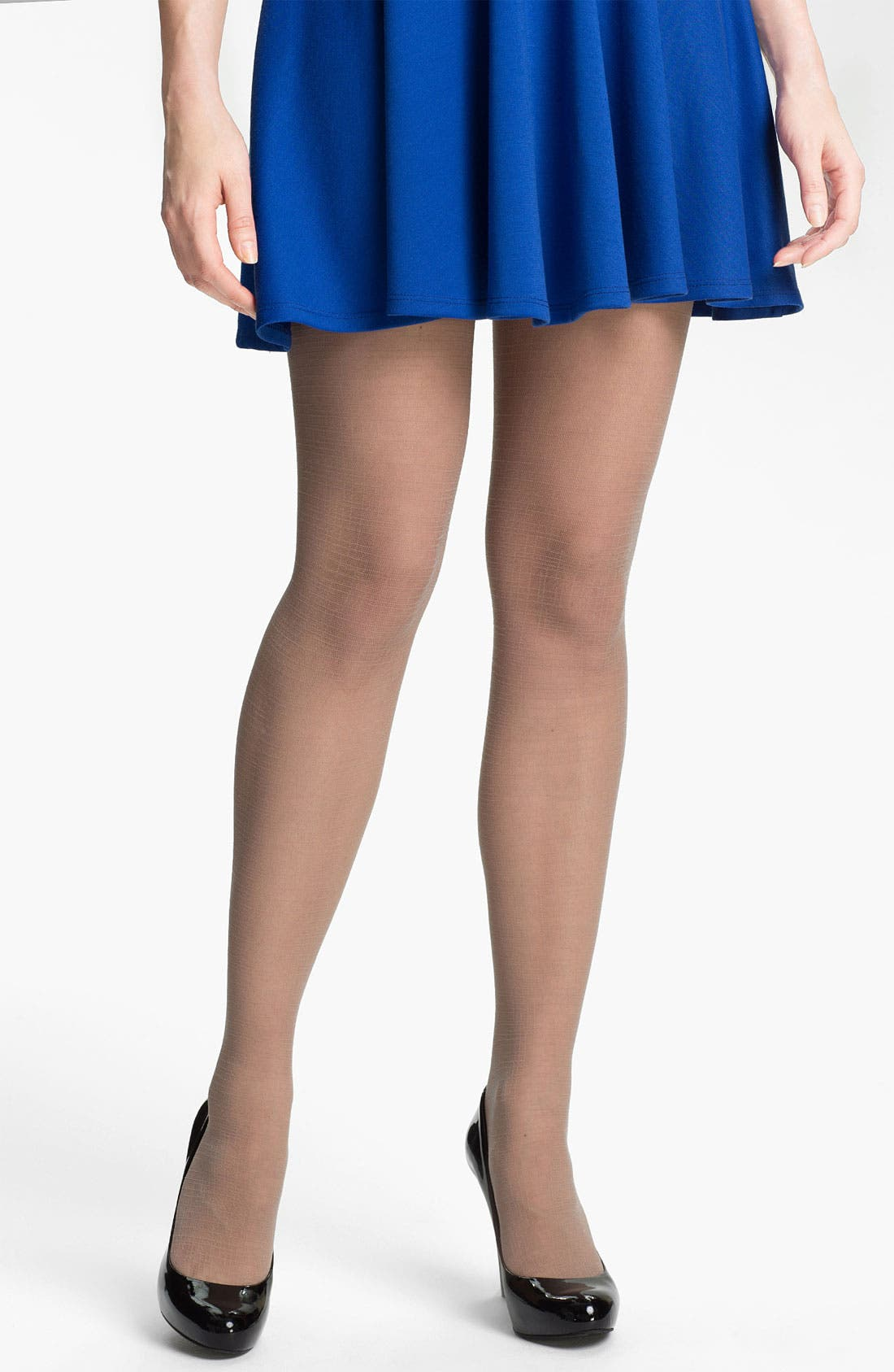 Main Image - Nordstrom 'Check It Out' Tights