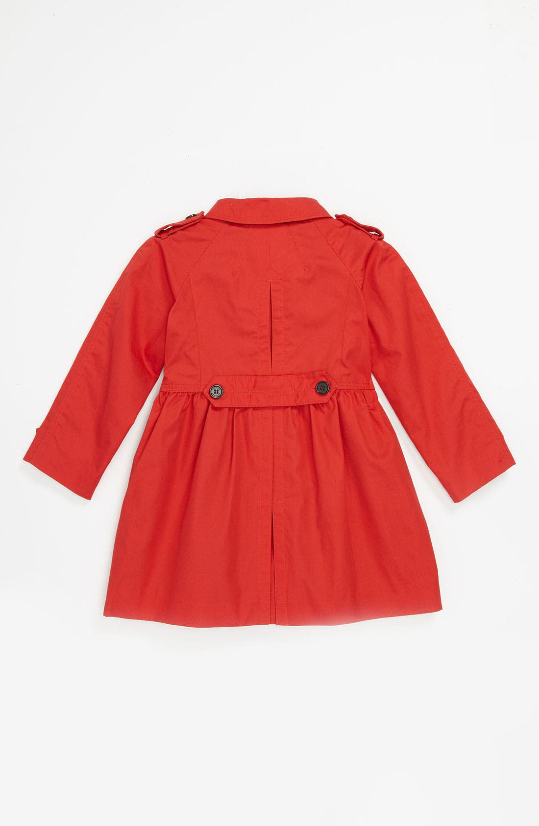 Alternate Image 2  - Burberry 'Melody' Trench (Baby)