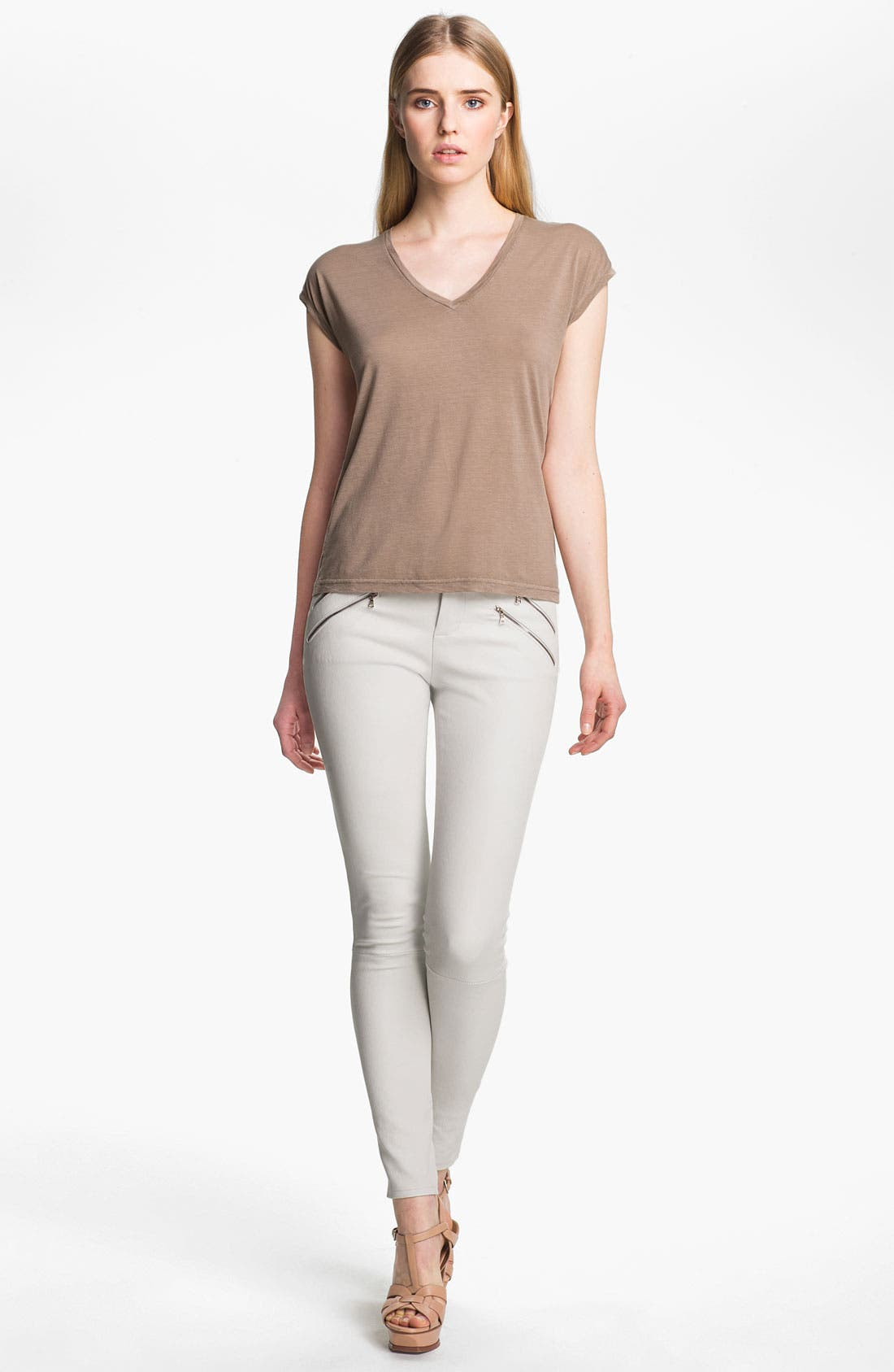Alternate Image 1 Selected - J Brand Ready-to-Wear 'Garland' Tee