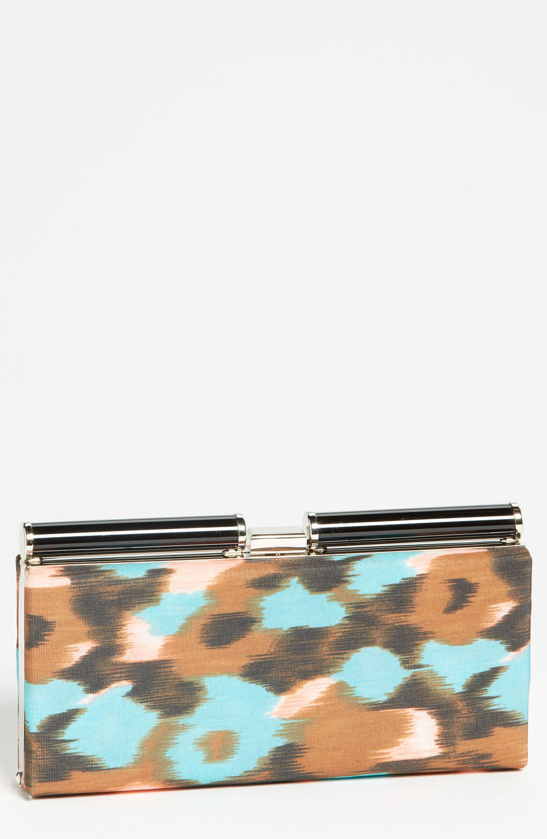Alternate Image 1 Selected - Sondra Roberts Ikat Print Clutch