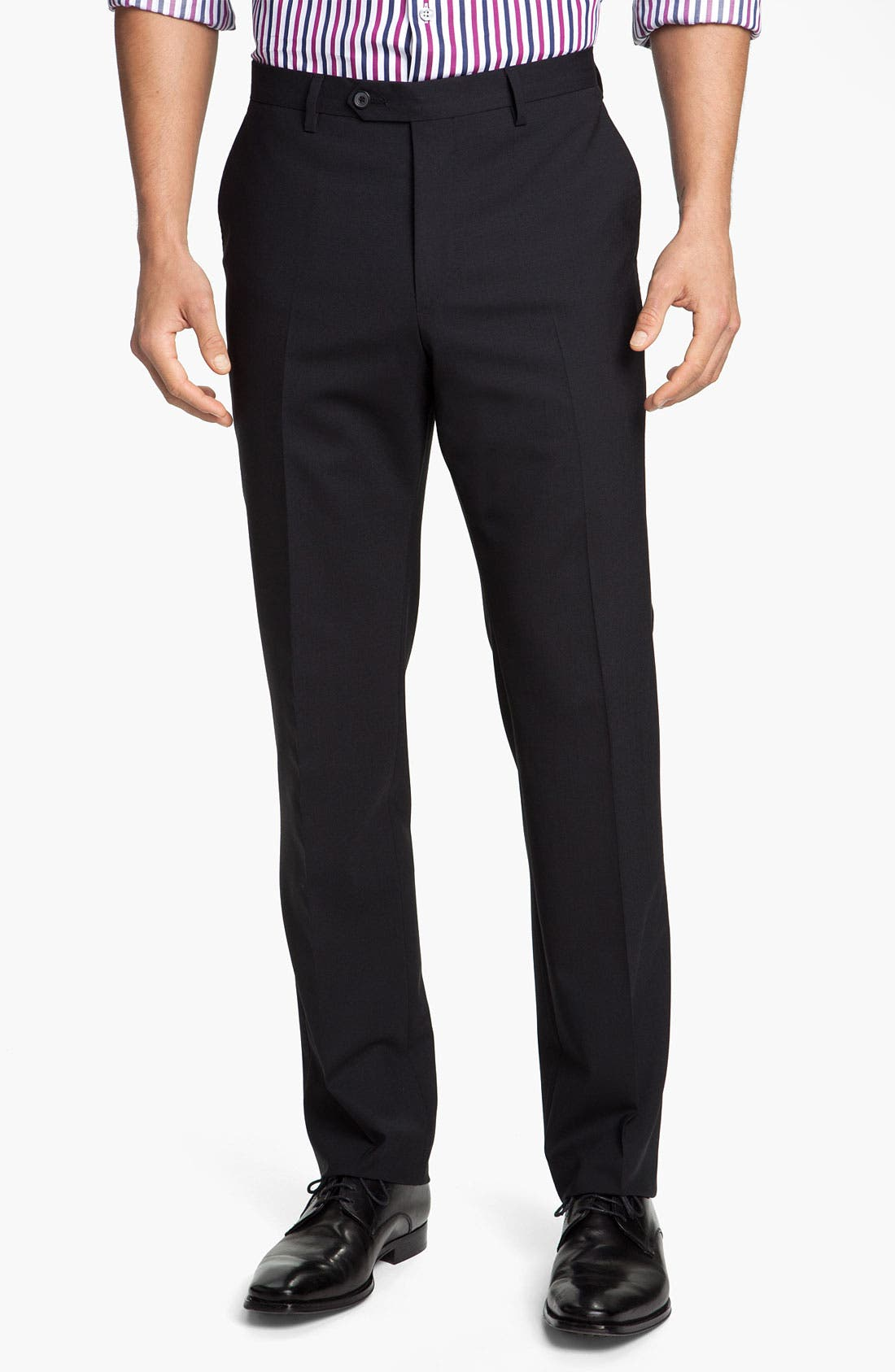 Alternate Image 4  - Paul Smith London Stretch Wool Suit