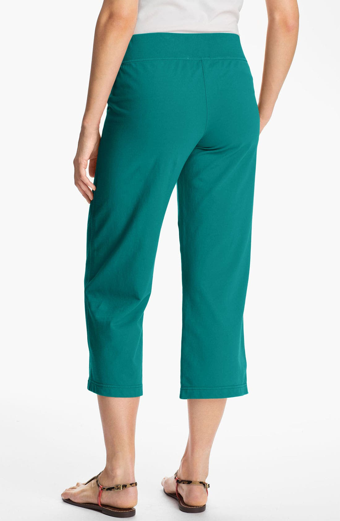 Alternate Image 2  - Tommy Bahama Terry Crop Pants