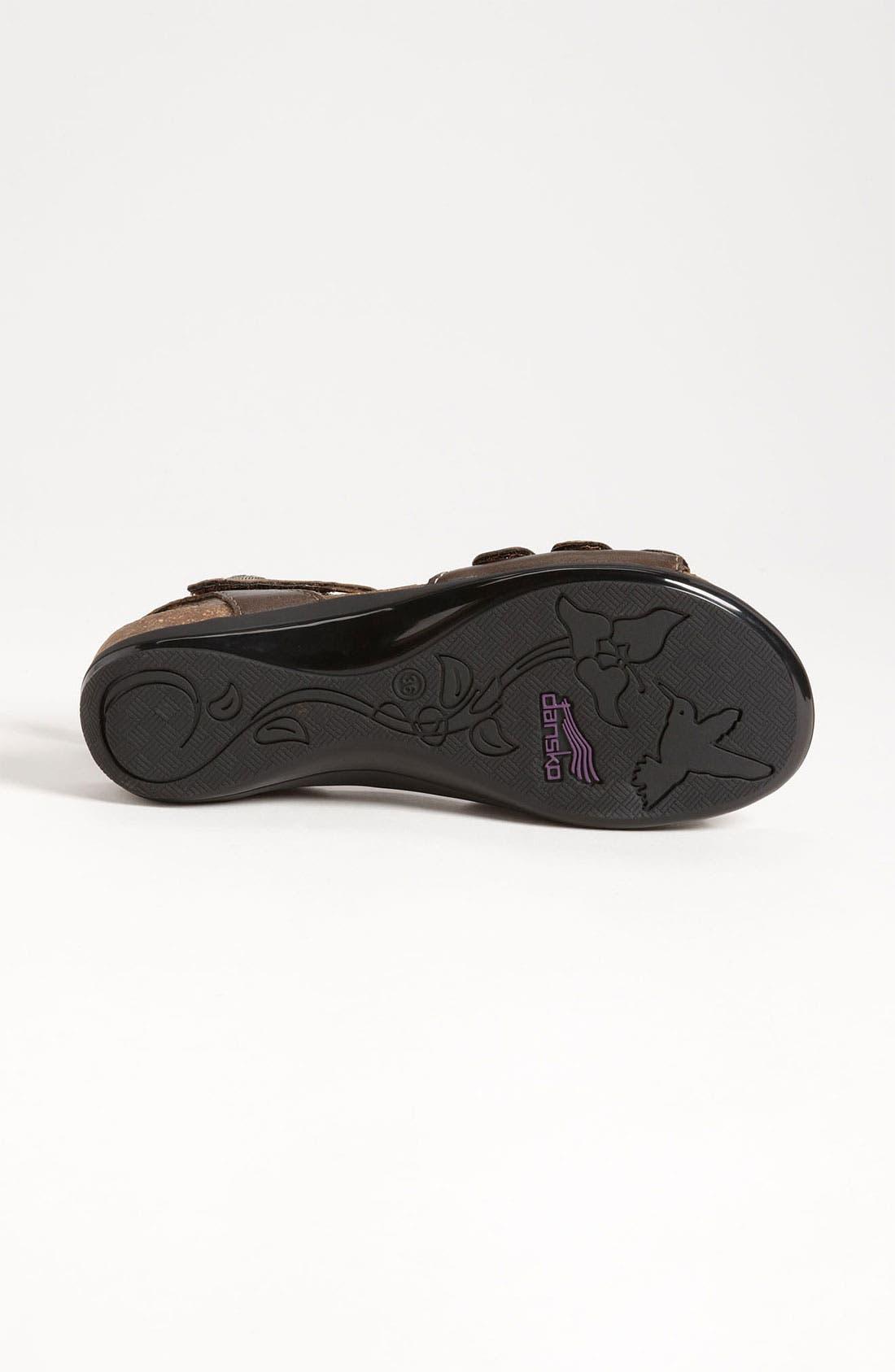 Alternate Image 3  - Dansko 'Jess' Sandal
