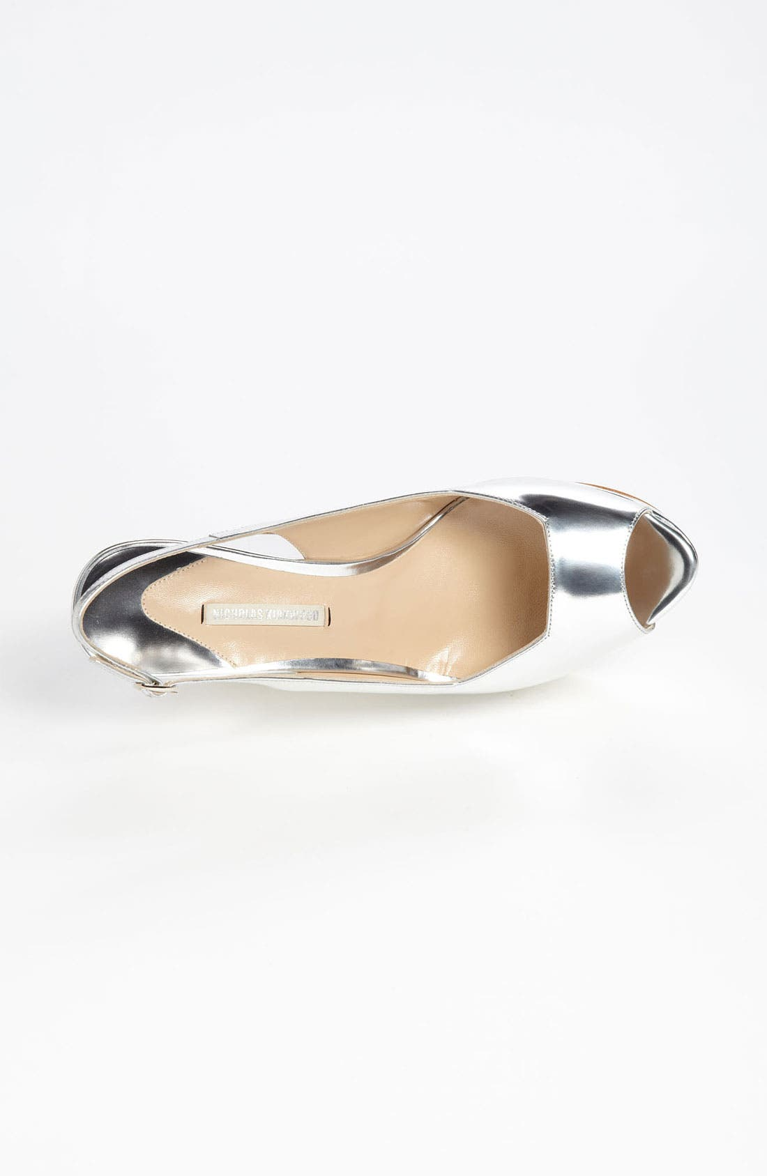 Alternate Image 3  - Nicholas Kirkwood Wedge Sandal