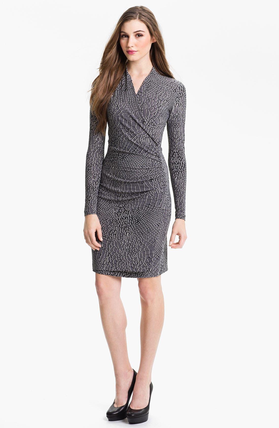 Main Image - KAMALIKULTURE Print Sheath Dress