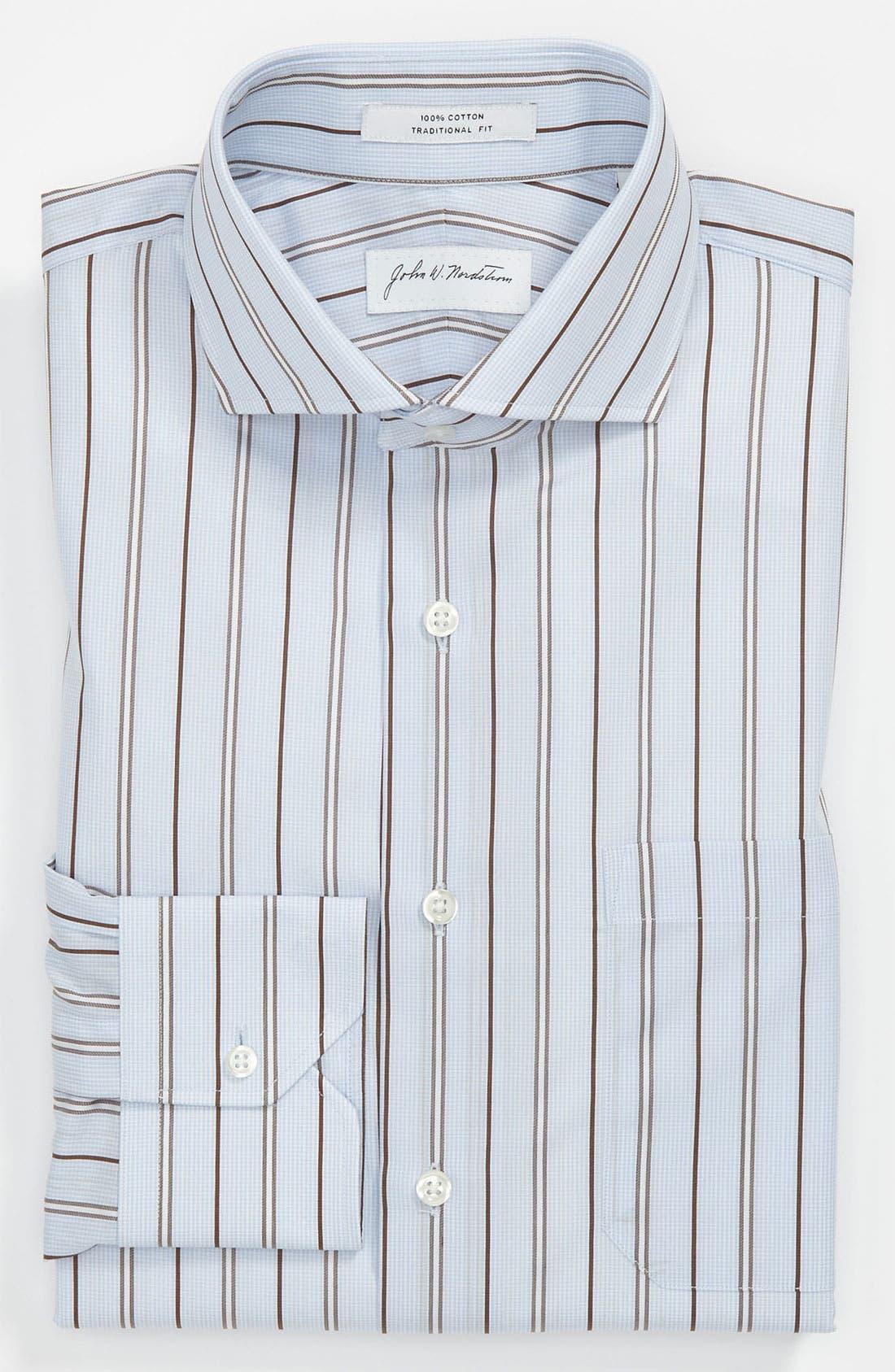 Main Image - John W. Nordstrom® Traditional Fit Dress Shirt