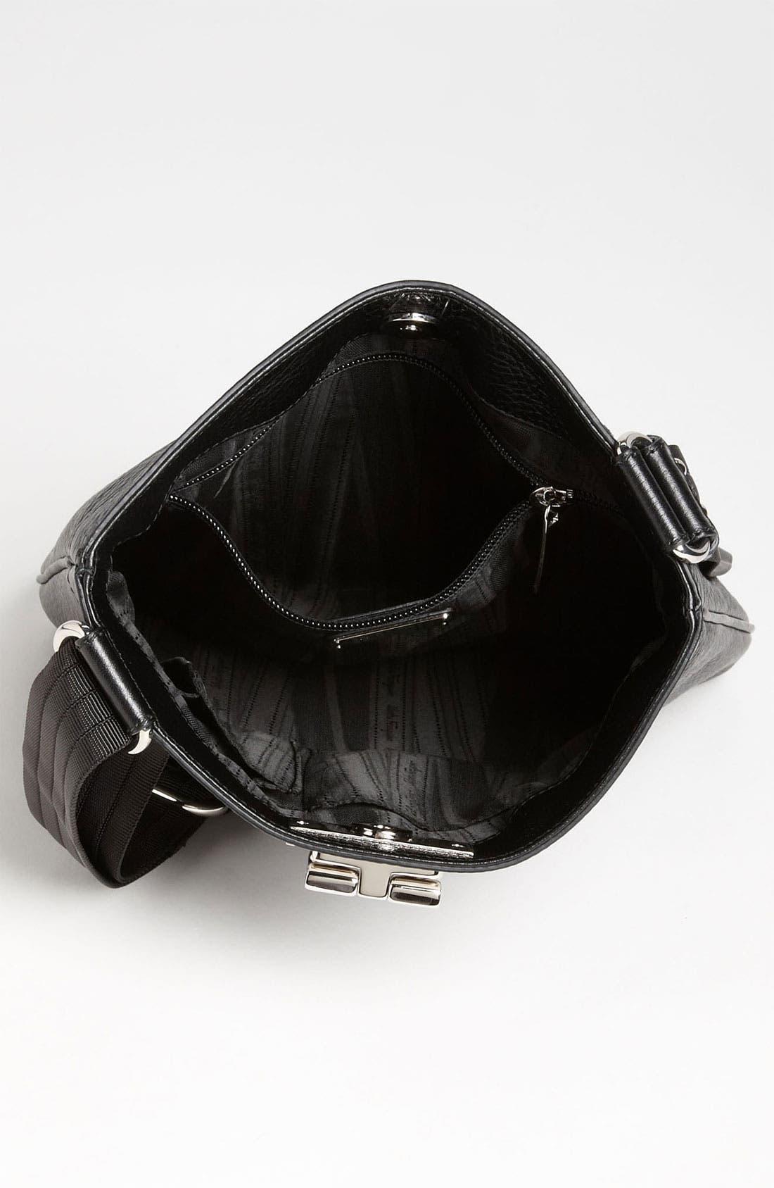 Alternate Image 3  - Salvatore Ferragamo 'Grazielle Vitello' Leather Crossbody Bag