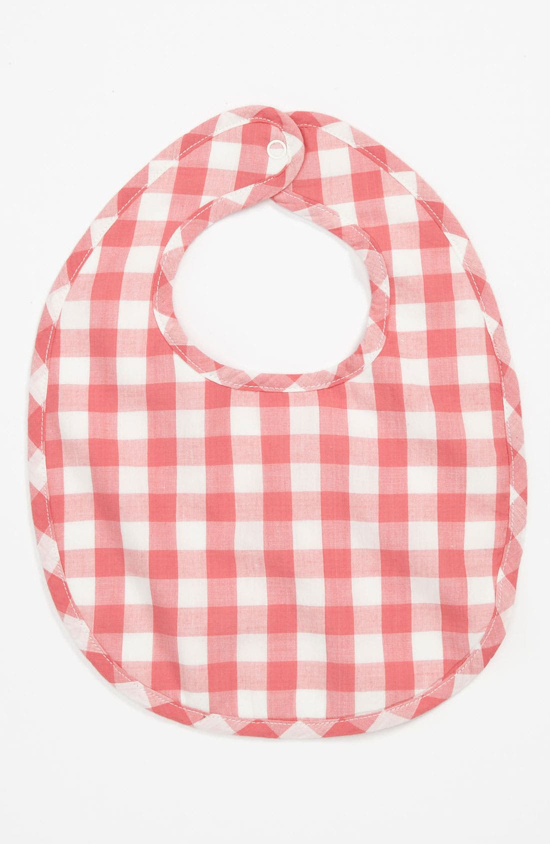 Alternate Image 1 Selected - Nordstrom Baby Woven Bib