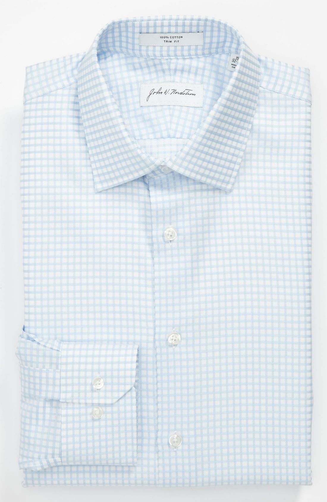 Alternate Image 1 Selected - John W. Nordstrom® Trim Fit Dress Shirt