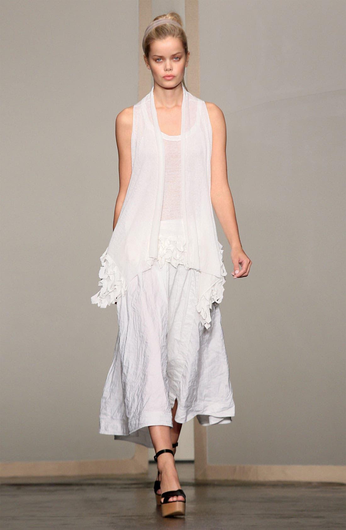 Alternate Image 4  - Donna Karan Collection Parachute Cotton Skirt