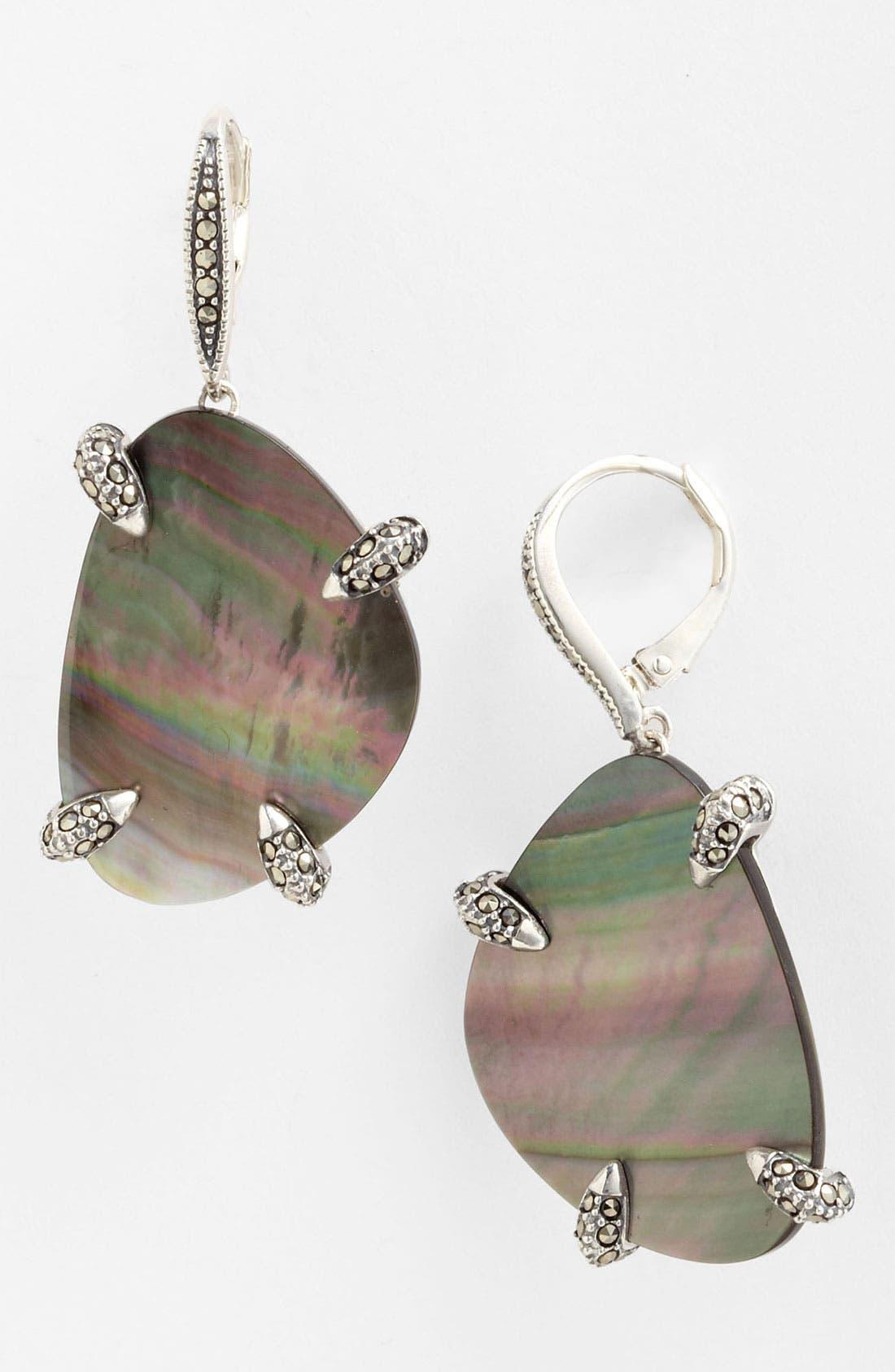 Alternate Image 1 Selected - Judith Jack Drop Earrings