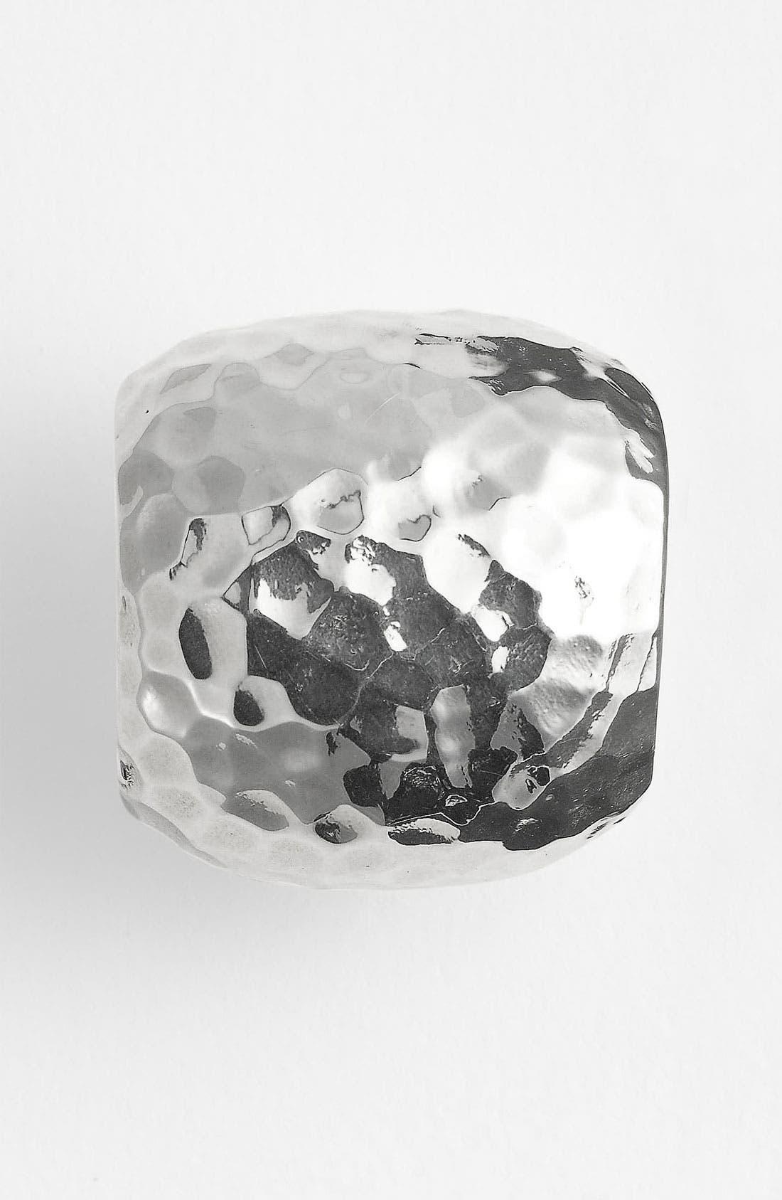Main Image - Simon Sebbag Hammered Bead Pendant