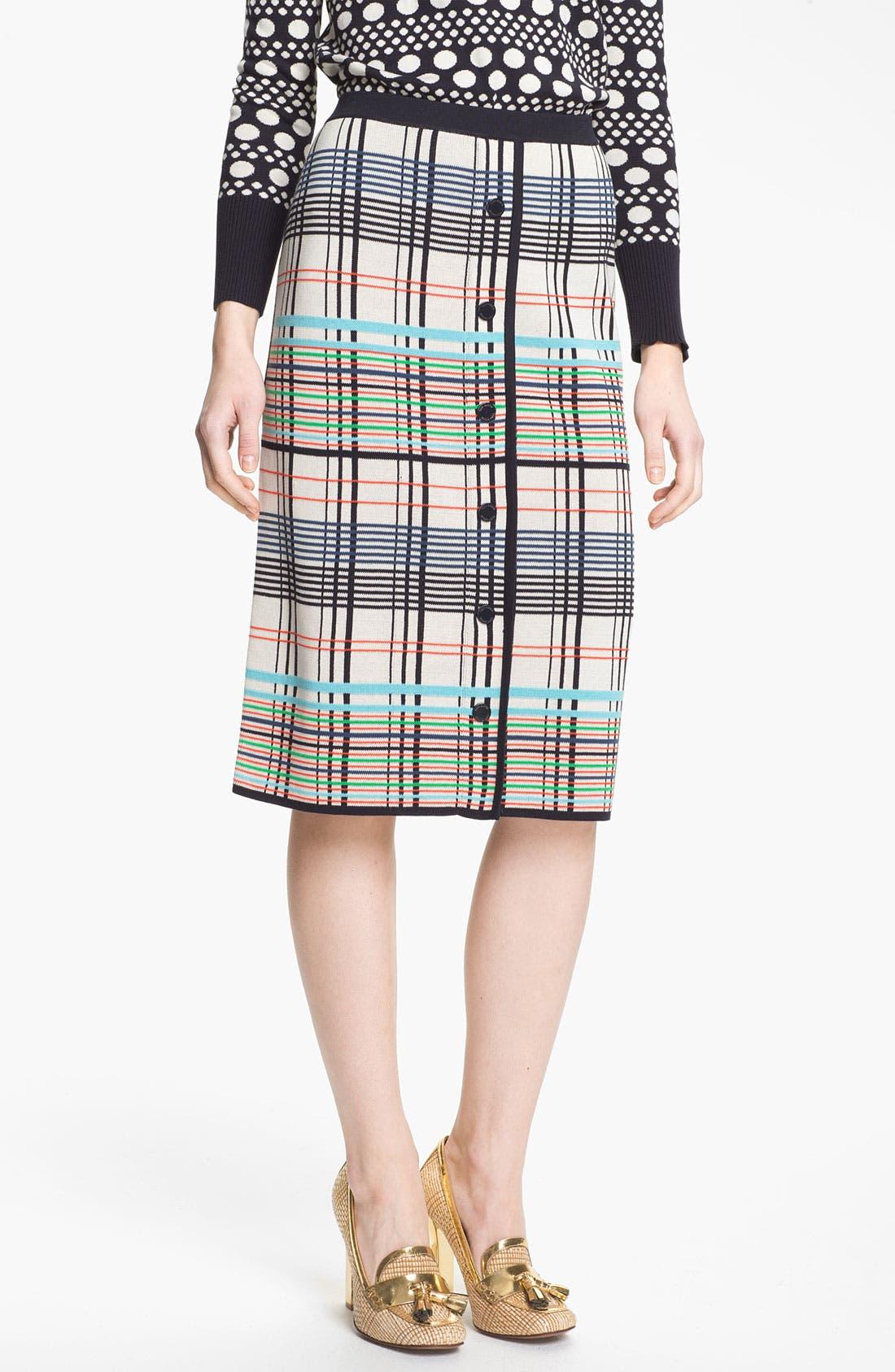 Alternate Image 1 Selected - Tory Burch 'Adalyn' Skirt