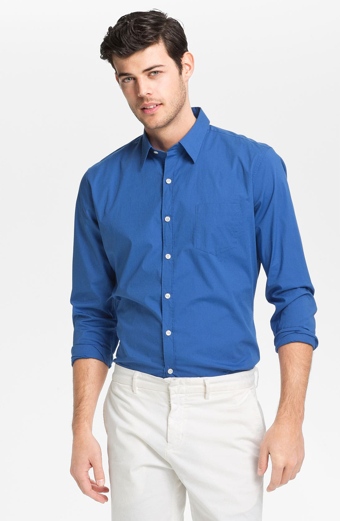 Alternate Image 1 Selected - Vince Classic Fit Sport Shirt