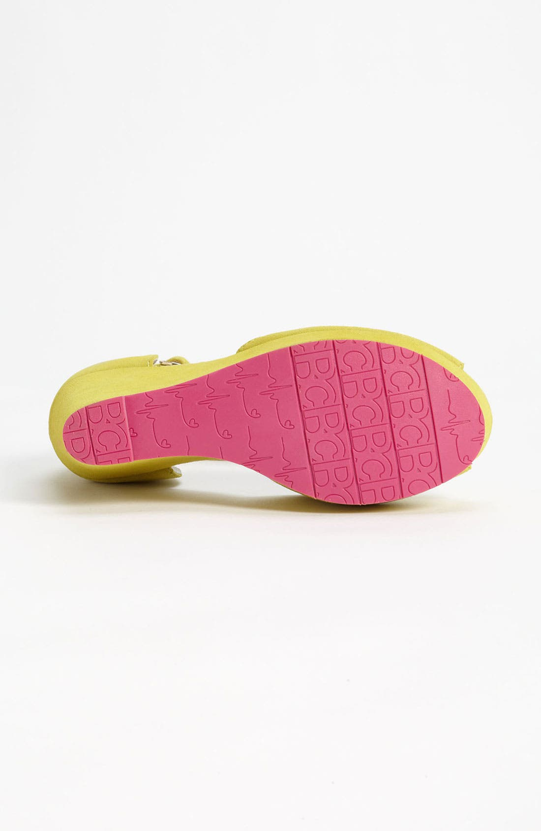 Alternate Image 4  - BC Footwear 'Bright Idea' Wedge Sandal