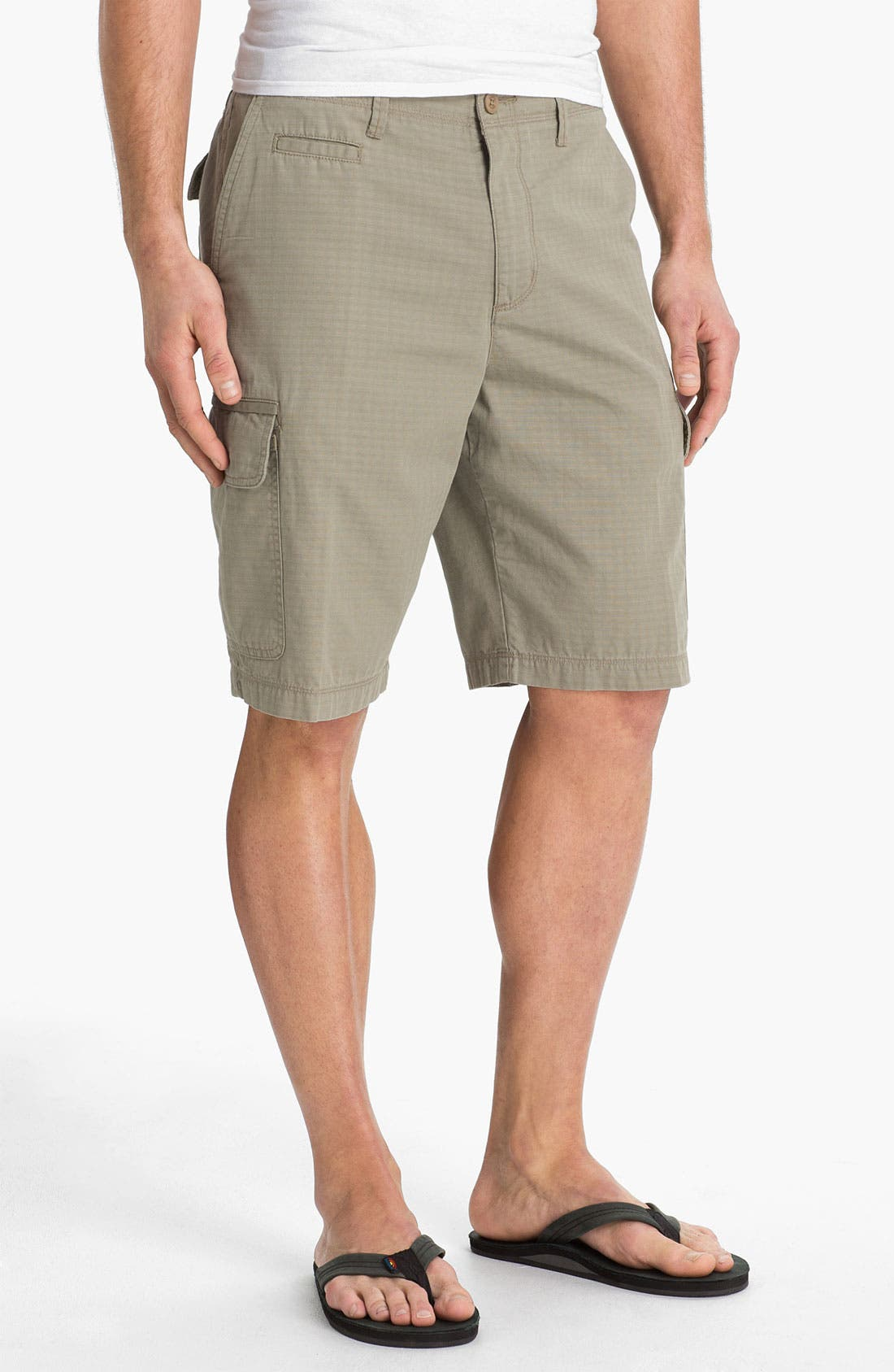 Alternate Image 1 Selected - Quiksilver Waterman Collection 'Trails' Cargo Shorts