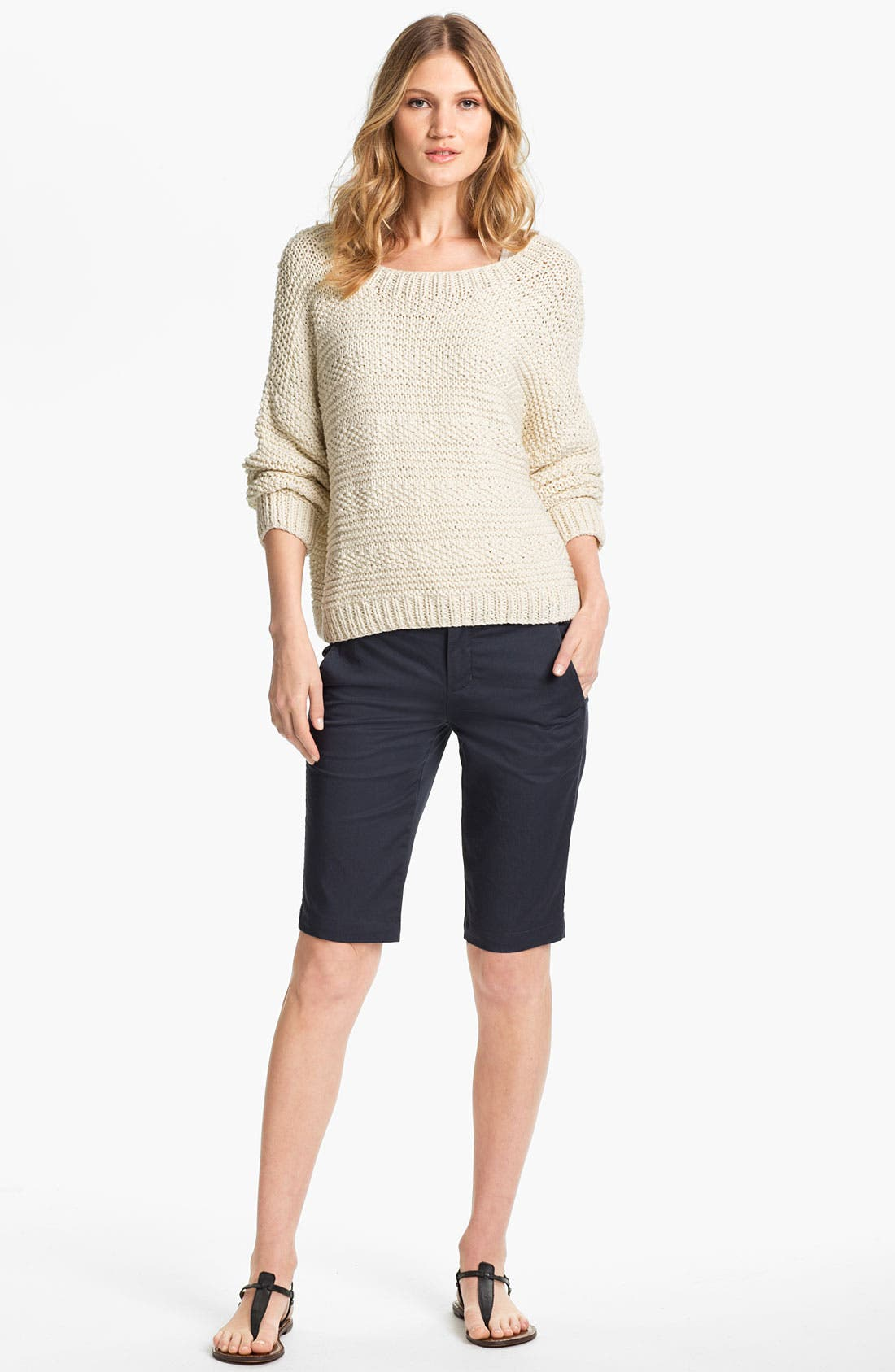 Alternate Image 1 Selected - Vince Knit Sweater