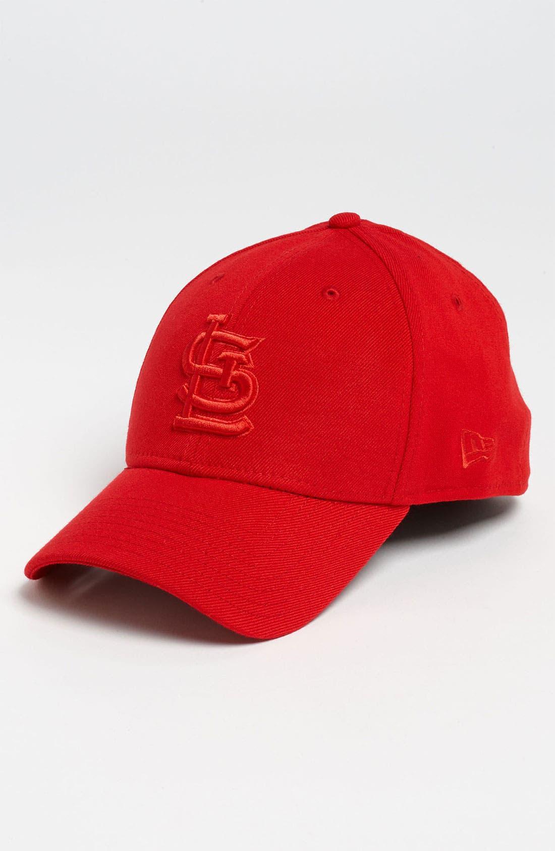 Main Image - New Era Cap 'St. Louis Cardinals - Tonal Classic' Fitted Baseball Cap