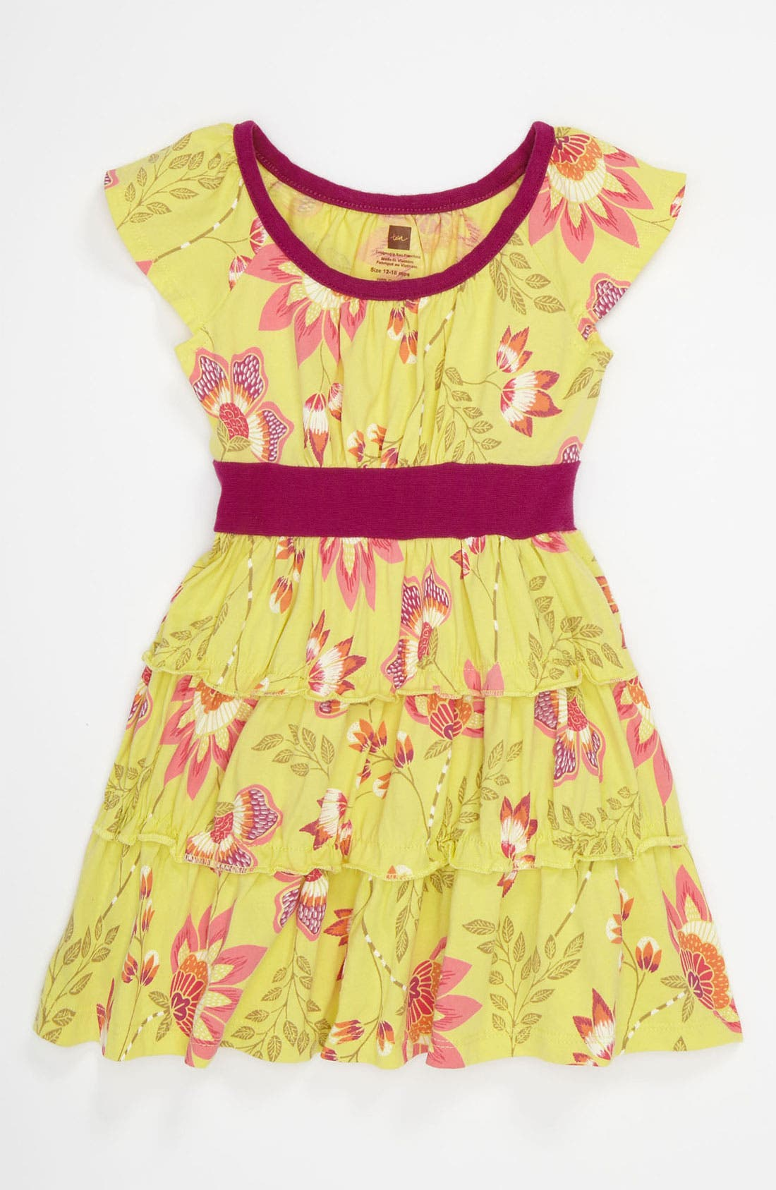 Main Image - Tea Collection 'Ardmore' Dress (Baby)