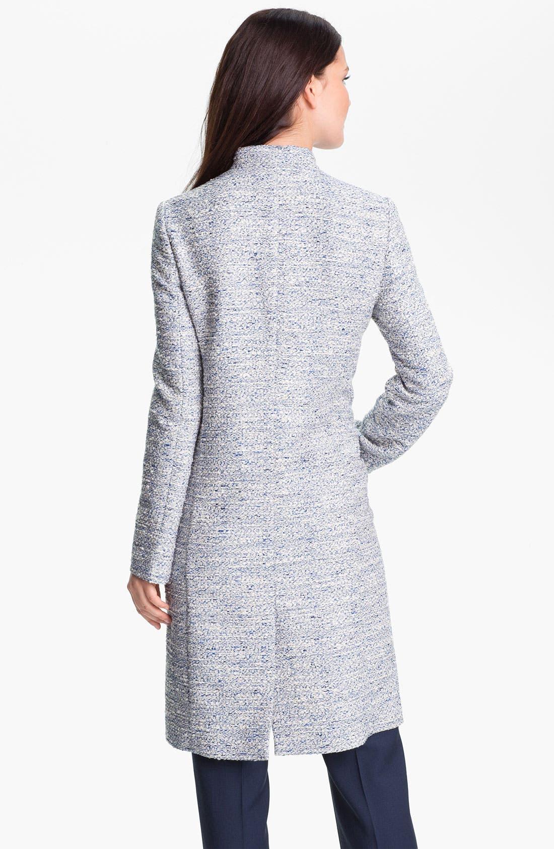 Alternate Image 2  - BOSS Black 'Candalis' Long Jacket