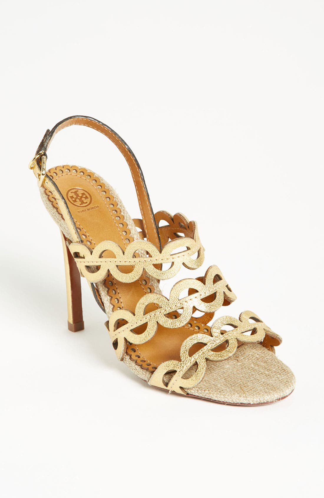 Alternate Image 1 Selected - Tory Burch 'Ginny' Sandal