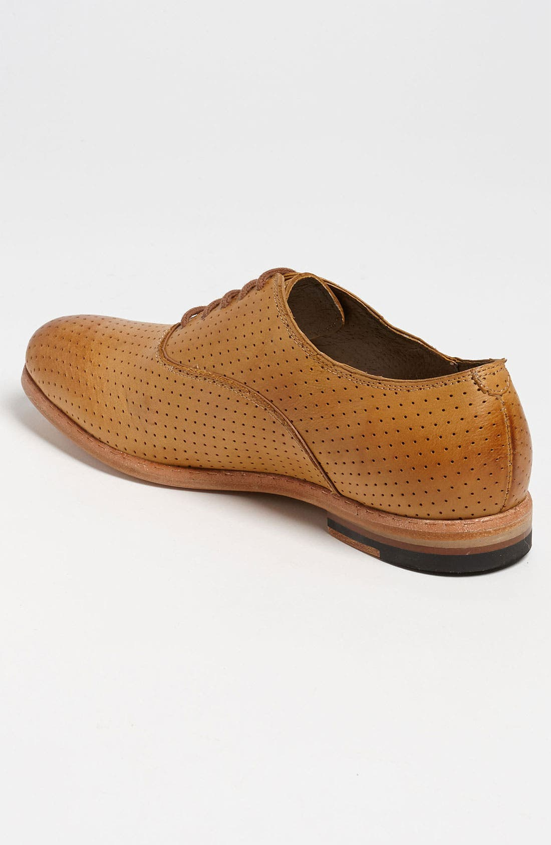 Alternate Image 2  - J.D. Fisk 'Moore' Perforated Oxford