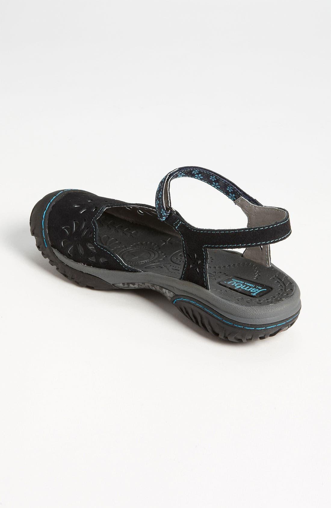 Alternate Image 2  - Jambu 'Ocean' Sandal