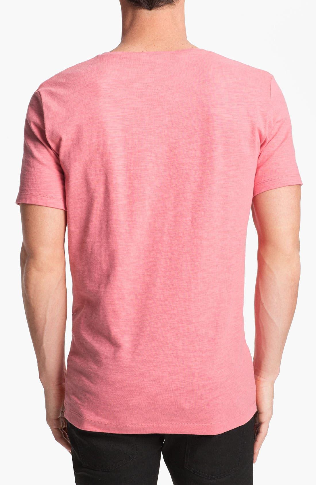 Alternate Image 2  - Edun Slub Graphic T-Shirt