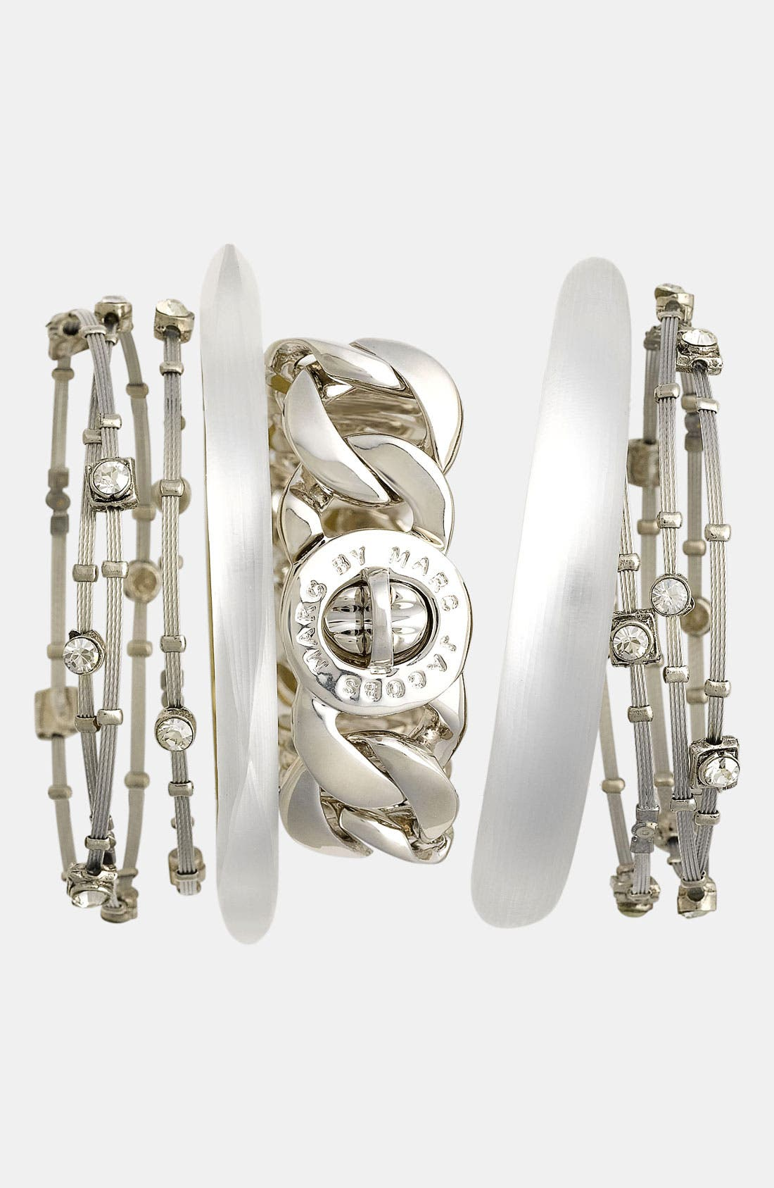 Alternate Image 2  - MARC BY MARC JACOBS 'Turnlock - Katie' Large Bracelet