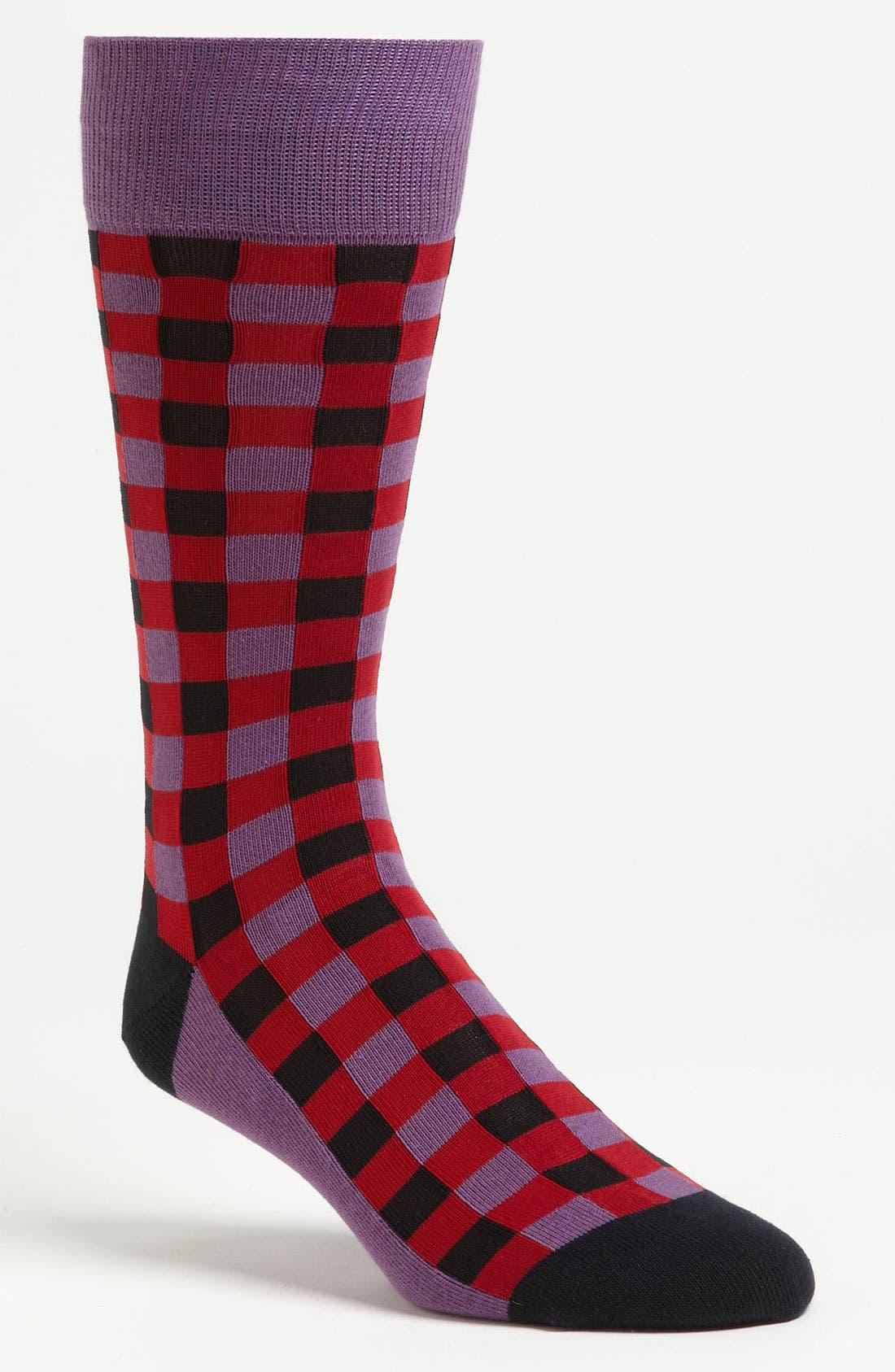 Alternate Image 1 Selected - Calibrate Check Socks