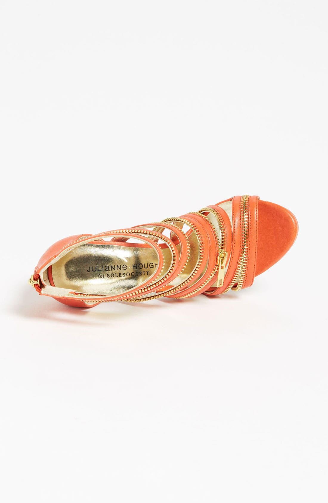Alternate Image 3  - Julianne Hough for Sole Society 'Makenna' Sandal