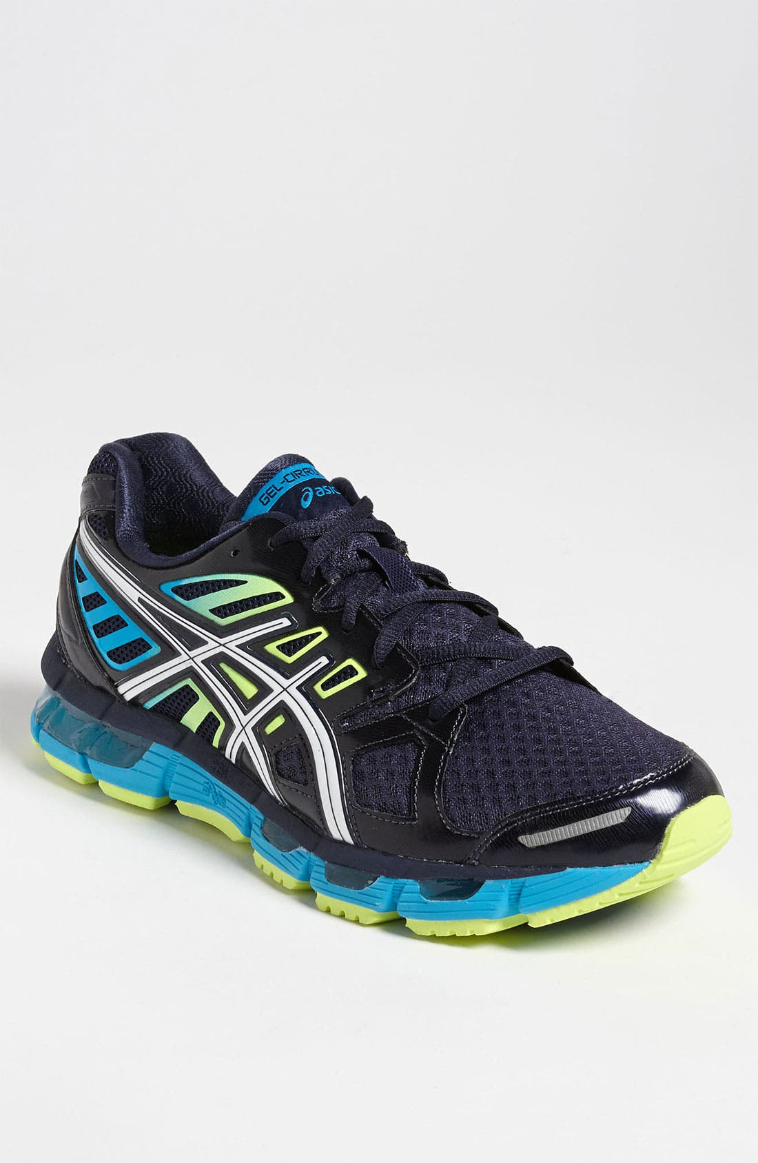 Alternate Image 1 Selected - ASICS® 'GEL®-Cirrus 33 2' Running Shoe (Men)