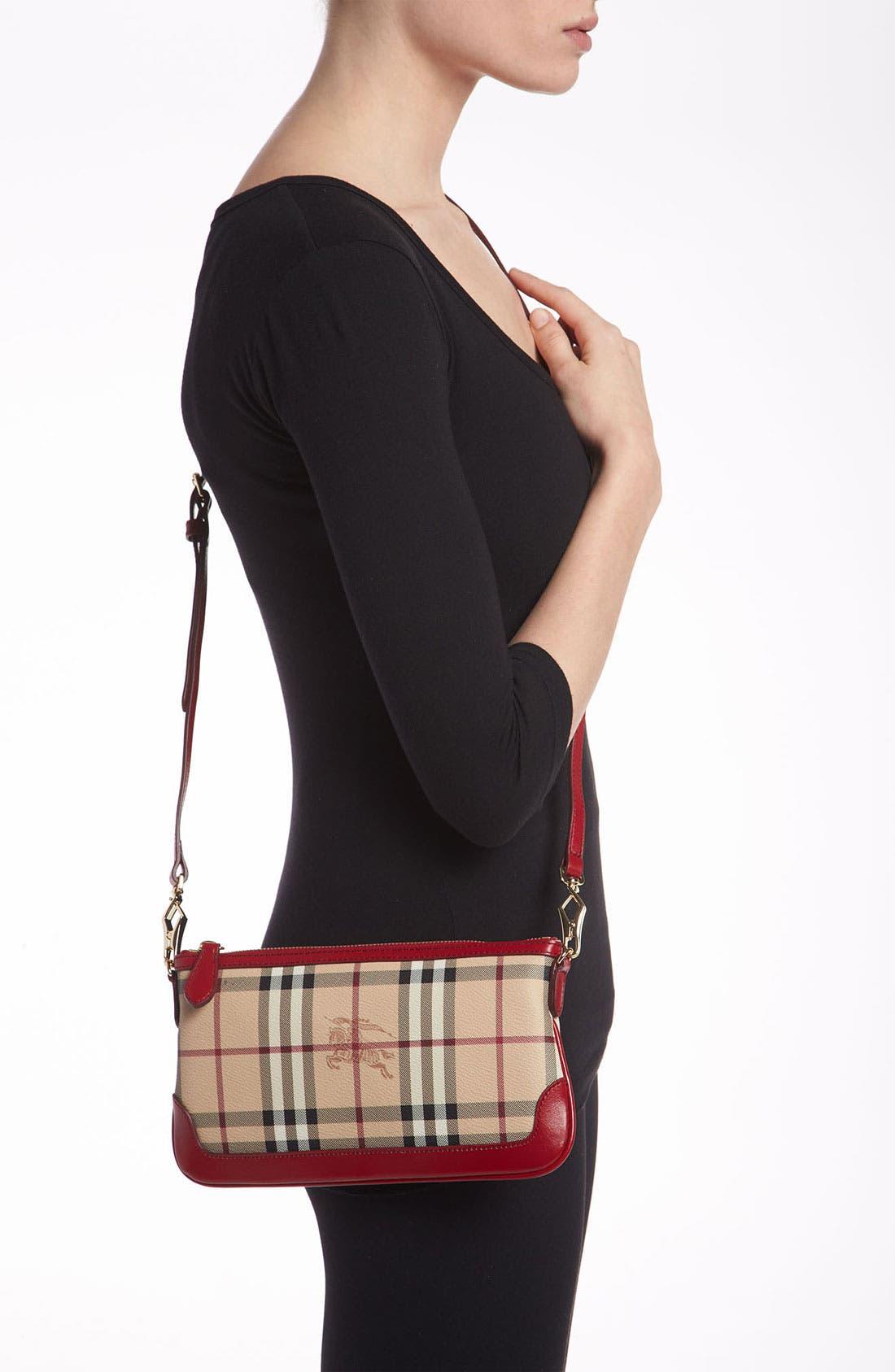 Alternate Image 2  - Burberry 'Haymarket Color' Crossbody Bag