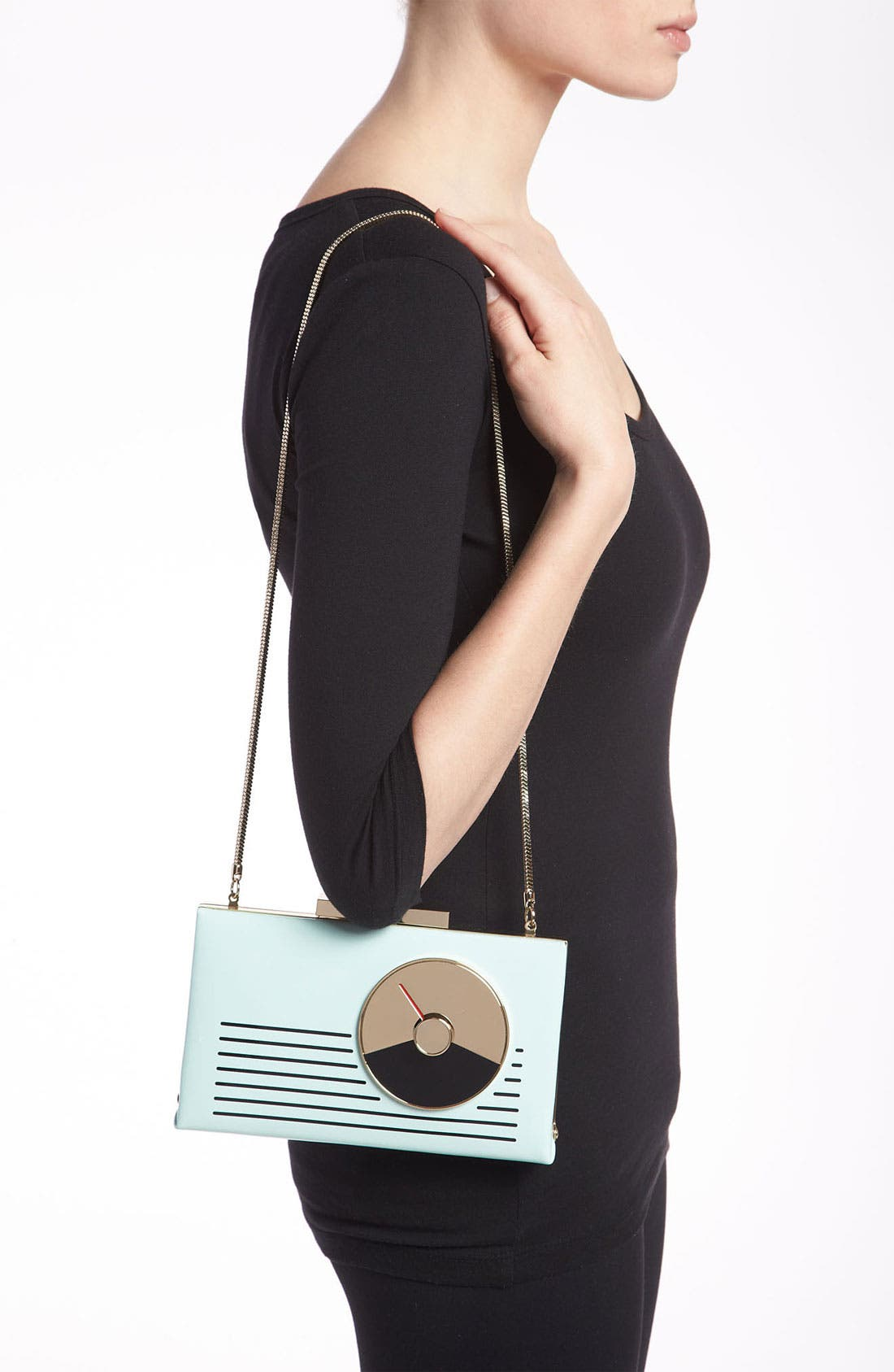 Alternate Image 2  - kate spade new york 'radio - samira' clutch
