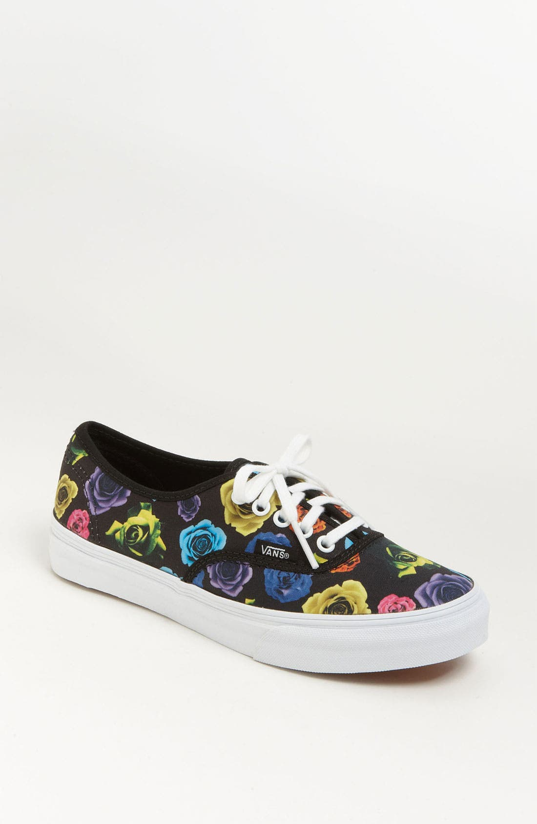 Main Image - Vans 'Authentic Slim - Rose' Sneaker (Women)