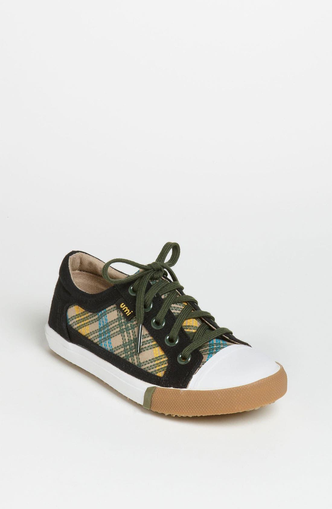 Alternate Image 1 Selected - Umi 'Dann' Sneaker (Toddler, Little Kid & Big Kid)