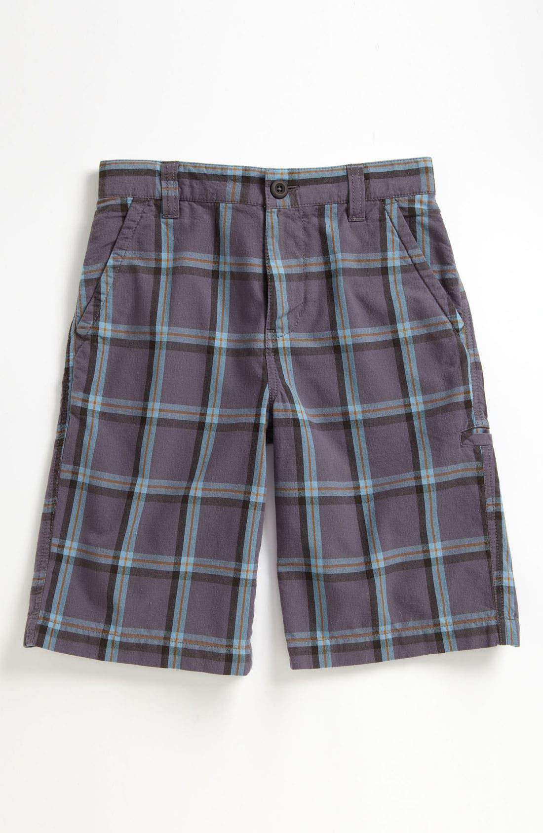 Main Image - Tucker + Tate 'Trevor' Plaid Shorts (Toddler)