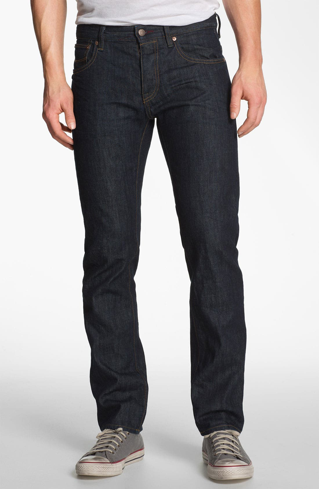 Alternate Image 1 Selected - Ted Baker London 'Cabrie' Classic Fit Jeans