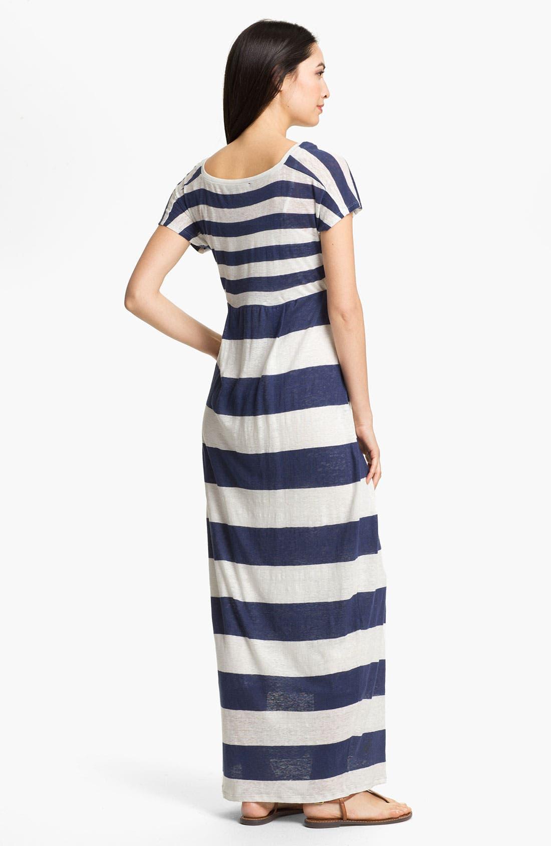 Alternate Image 2  - Weekend Max Mara 'Hateley' Jersey Maxi Dress