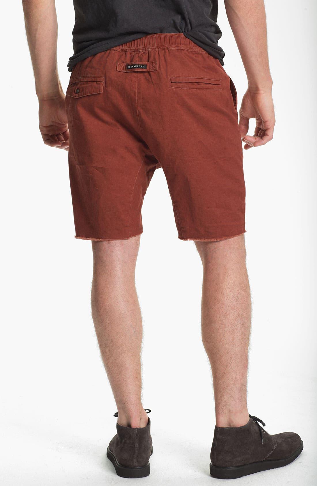Alternate Image 4  - Zanerobe 'Sureshot' Chino Shorts