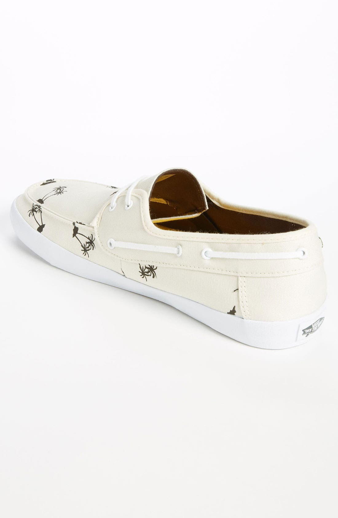Alternate Image 2  - Vans 'Chauffeur' Boat Shoe (Men)