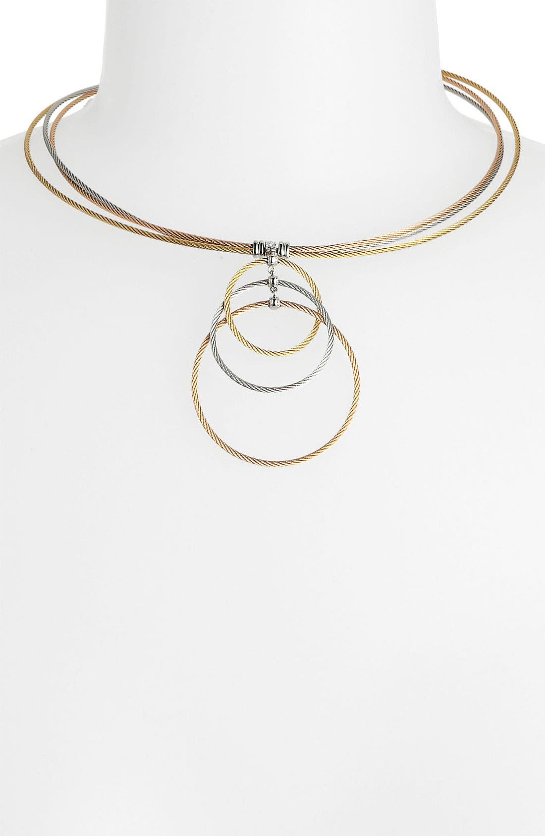 Main Image - ALOR® Tricolor Necklace
