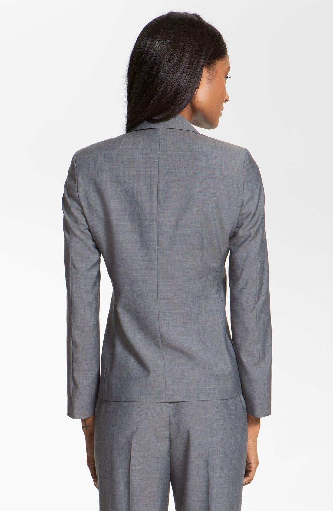 Alternate Image 2  - Zanella 'Tracy' Suit Jacket
