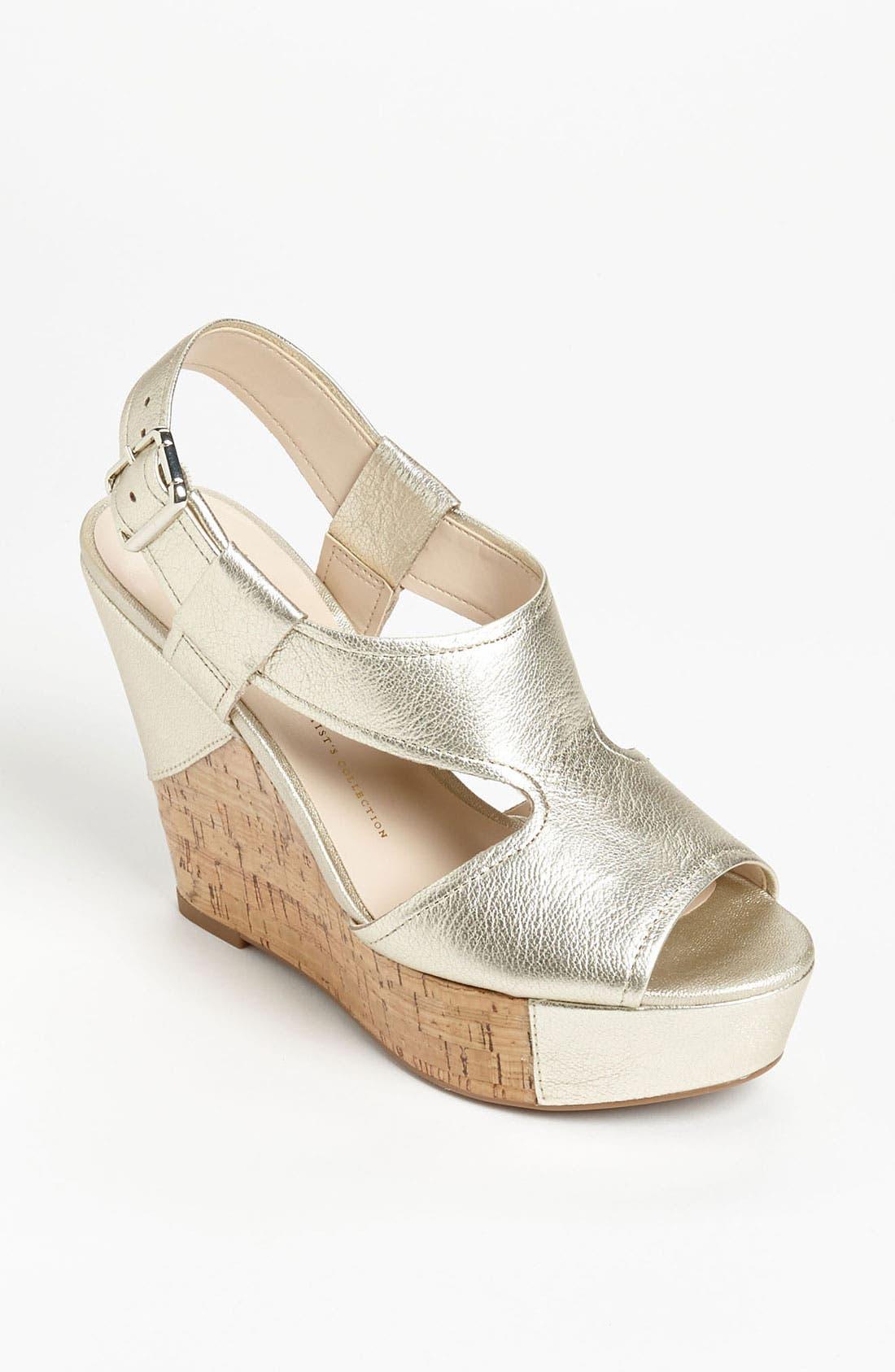 Main Image - Franco Sarto 'Xenon' Wedge Sandal (Special Purchase)
