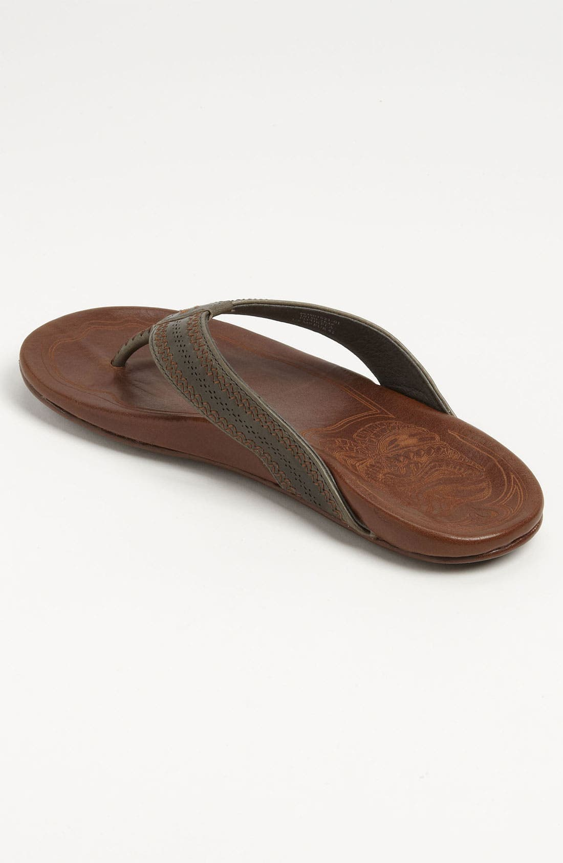 Alternate Image 2  - OluKai 'Pookela' Flip Flop (Men)
