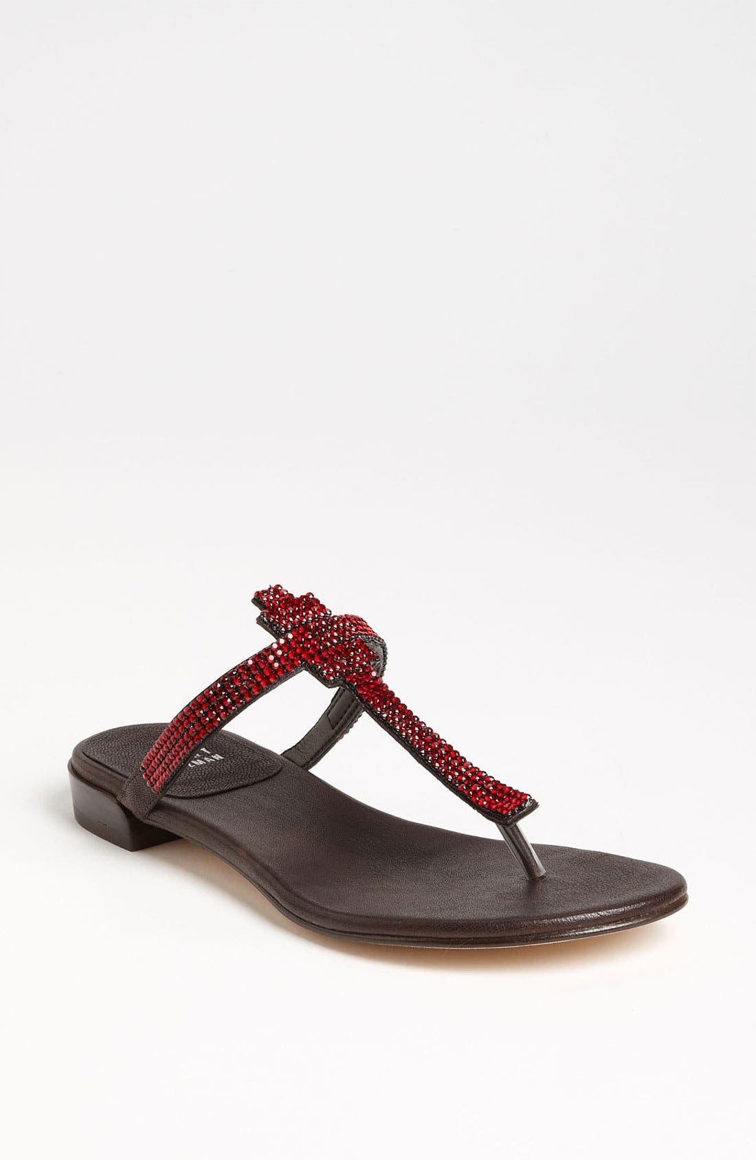 Alternate Image 1 Selected - Stuart Weitzman 'Vanity' Sandal