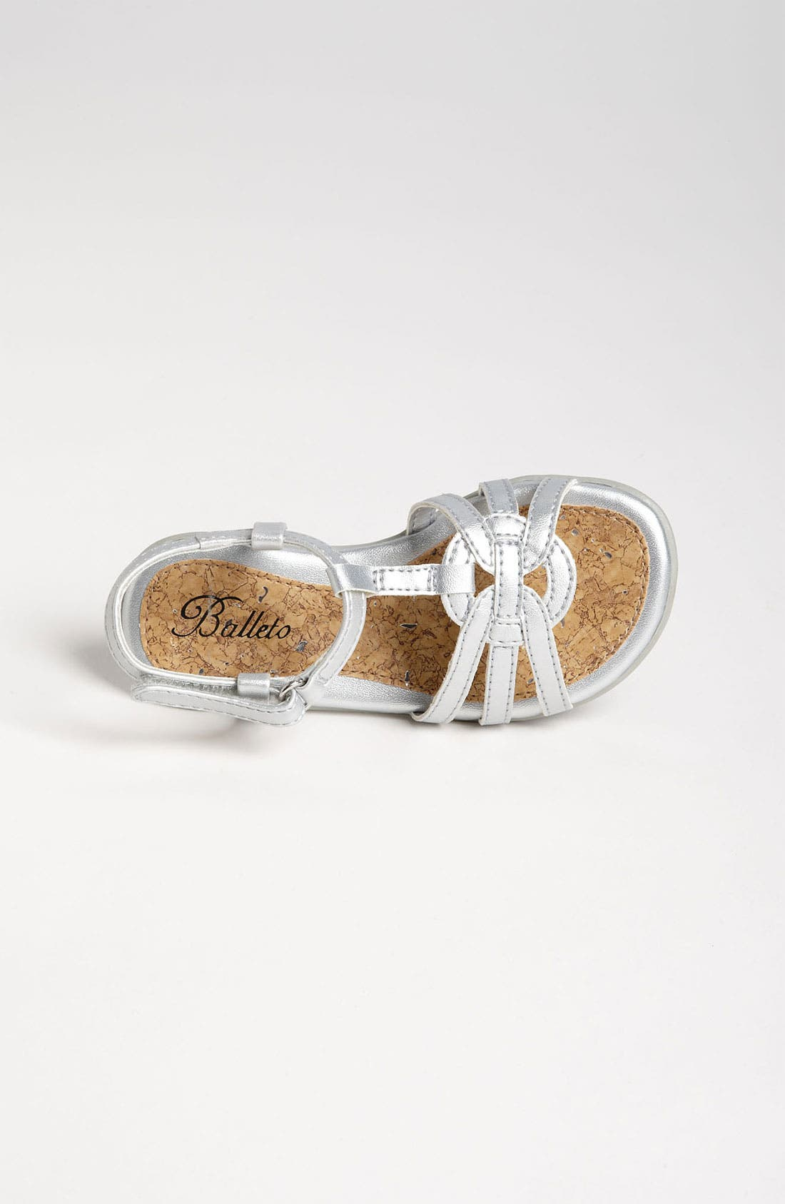 Alternate Image 3  - Jumping Jacks 'Gabriella' Sandal (Walker, Toddler, Little Kid & Big Kid)